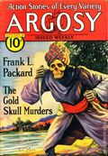 Argosy Part 4: Argosy Weekly (1929-1943 William T. Dewart) Sep 26 1931
