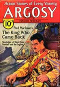 Argosy Part 4: Argosy Weekly (1929-1943 William T. Dewart) Oct 24 1931