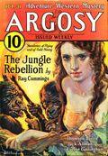 Argosy Part 4: Argosy Weekly (1929-1943 William T. Dewart) Vol. 225 #1