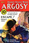 Argosy Part 4: Argosy Weekly (1929-1943 William T. Dewart) Nov 7 1931