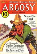 Argosy Part 4: Argosy Weekly (1929-1943 William T. Dewart) Nov 14 1931