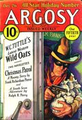 Argosy Part 4: Argosy Weekly (1929-1943 William T. Dewart) Dec 26 1931