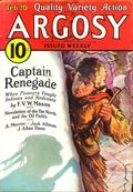 Argosy Part 4: Argosy Weekly (1929-1943 William T. Dewart) Feb 20 1932