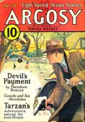 Argosy Part 4: Argosy Weekly (1929-1943 William T. Dewart) Vol. 228 #4