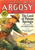Argosy Part 4: Argosy Weekly (1929-1943 William T. Dewart) Apr 9 1932