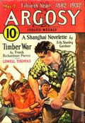 Argosy Part 4: Argosy Weekly (1929-1943 William T. Dewart) May 7 1932