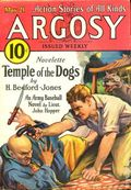 Argosy Part 4: Argosy Weekly (1929-1943 William T. Dewart) May 21 1932