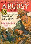 Argosy Part 4: Argosy Weekly (1929-1943 William T. Dewart) Vol. 230 #4