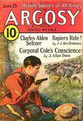 Argosy Part 4: Argosy Weekly (1929-1943 William T. Dewart) Vol. 230 #5
