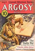 Argosy Part 4: Argosy Weekly (1929-1943 William T. Dewart) Jul 2 1932