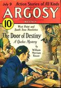 Argosy Part 4: Argosy Weekly (1929-1943 William T. Dewart) Jul 9 1932
