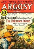 Argosy Part 4: Argosy Weekly (1929-1943 William T. Dewart) Jul 16 1932