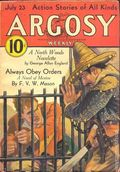 Argosy Part 4: Argosy Weekly (1929-1943 William T. Dewart) Jul 23 1932