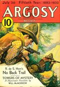 Argosy Part 4: Argosy Weekly (1929-1943 William T. Dewart) Jul 30 1932