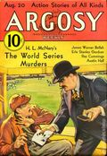 Argosy Part 4: Argosy Weekly (1929-1943 William T. Dewart) Aug 20 1932