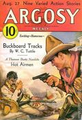 Argosy Part 4: Argosy Weekly (1929-1943 William T. Dewart) Vol. 232 #2