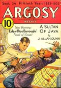 Argosy Part 4: Argosy Weekly (1929-1943 William T. Dewart) Sep 24 1932