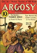 Argosy Part 4: Argosy Weekly (1929-1943 William T. Dewart) Oct 8 1932