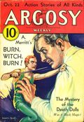 Argosy Part 4: Argosy Weekly (1929-1943 William T. Dewart) Oct 22 1932