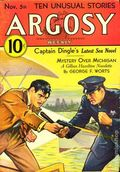 Argosy Part 4: Argosy Weekly (1929-1943 William T. Dewart) Nov 5 1932
