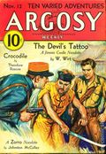 Argosy Part 4: Argosy Weekly (1929-1943 William T. Dewart) Nov 12 1932