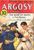 Argosy Part 4: Argosy Weekly (1929-1943 William T. Dewart) Dec 3 1932