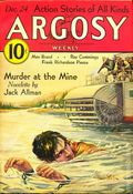 Argosy Part 4: Argosy Weekly (1929-1943 William T. Dewart) Vol. 235 #1