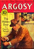 Argosy Part 4: Argosy Weekly (1929-1943 William T. Dewart) Vol. 235 #2