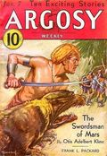 Argosy Part 4: Argosy Weekly (1929-1943 William T. Dewart) Vol. 235 #3