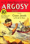 Argosy Part 4: Argosy Weekly (1929-1943 William T. Dewart) Vol. 235 #4