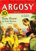 Argosy Part 4: Argosy Weekly (1929-1943 William T. Dewart) Feb 11 1933