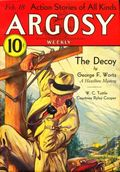 Argosy Part 4: Argosy Weekly (1929-1943 William T. Dewart) Feb 18 1933