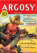 Argosy Part 4: Argosy Weekly (1929-1943 William T. Dewart) Mar 11 1933