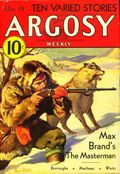 Argosy Part 4: Argosy Weekly (1929-1943 William T. Dewart) Mar 18 1933