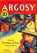 Argosy Part 4: Argosy Weekly (1929-1943 William T. Dewart) Apr 1 1933