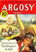 Argosy Part 4: Argosy Weekly (1929-1943 William T. Dewart) Apr 8 1933