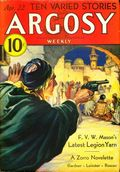 Argosy Part 4: Argosy Weekly (1929-1943 William T. Dewart) Apr 22 1933