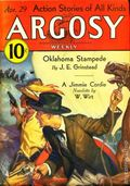Argosy Part 4: Argosy Weekly (1929-1943 William T. Dewart) Apr 29 1933