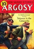 Argosy Part 4: Argosy Weekly (1929-1943 William T. Dewart) May 20 1933