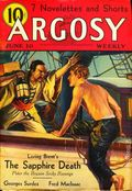 Argosy Part 4: Argosy Weekly (1929-1943 William T. Dewart) Vol. 239 #1