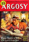 Argosy Part 4: Argosy Weekly (1929-1943 William T. Dewart) Jul 1 1933
