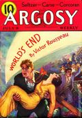 Argosy Part 4: Argosy Weekly (1929-1943 William T. Dewart) Jul 8 1933