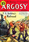 Argosy Part 4: Argosy Weekly (1929-1943 William T. Dewart) Jul 22 1933