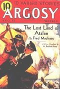 Argosy Part 4: Argosy Weekly (1929-1943 William T. Dewart) Aug 12 1933