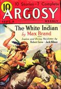 Argosy Part 4: Argosy Weekly (1929-1943 William T. Dewart) Vol. 241 #1