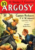 Argosy Part 4: Argosy Weekly (1929-1943 William T. Dewart) Sep 30 1933