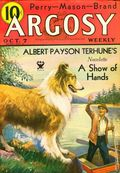 Argosy Part 4: Argosy Weekly (1929-1943 William T. Dewart) Oct 7 1933
