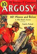 Argosy Part 4: Argosy Weekly (1929-1943 William T. Dewart) Oct 28 1933