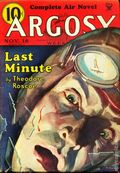 Argosy Part 4: Argosy Weekly (1929-1943 William T. Dewart) Nov 18 1933