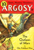 Argosy Part 4: Argosy Weekly (1929-1943 William T. Dewart) Nov 25 1933